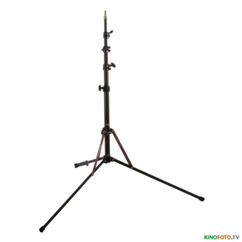 Стойка нано MANFROTTO MS0490A NANOPOLE STAND Легкий стенд MANFROTTO MS0490A NANOPOLE STAND с отсоединяемой центральной колонной-журавлем