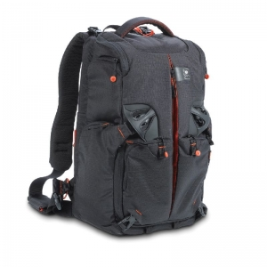 Рюкзак-слинг KATA SLING BACKPACK 3N1-25 PL 3N1-25 PL Sling Backpack fits a DSLR with mid-range zoom lens attached + 3-4 extra lenses + accessories + ipad/netbook. Will also fit small HDV camcorders.