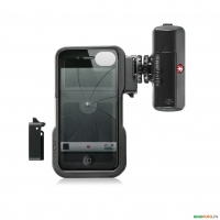 Бампер iPhone с LED прибором MANFROTTO MKL120KLYP0 KLYP CASE + ML120