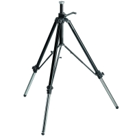 Студийный штатив MANFROTTO PROFESSIONAL VIDEO/MOVIE TRIPOD BLACK  117B