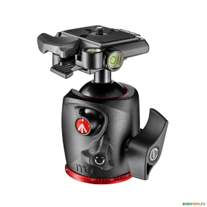 Шаровая головка MANFROTTO MHXPRO-BHQ2 XPRO BALL HEAD IN MAGNESIUM WITH 200PL PLATE Магниевая шаровая головка MANFROTTO MHXPRO-BHQ2 XPRO BALL HEAD IN MAGNESIUM WITH 200PL PLATE