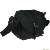 Фотосумка DOMKE F-8 SMALL SHOULDER BAG BLACK