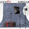 INTERFIT Дом студио-3 150 Ватт EX150Mark2 Umbr/Soft kit INT183 - INTERFIT_INT183_medium.jpg