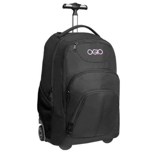 Чемодан OGIO PHANTOM WHEELED PACK, BLACK ORCHID OGIO PHANTOM WHEELED – дорожная сумка на колесиках