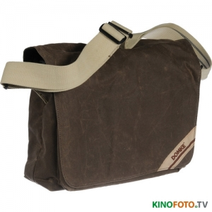 Фотосумка DOMKE MED MESS BAG - BROWN RUGGED WEAR
