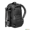 Рюкзак слінг великий MANFROTTO MA-BP-TL ADVANCED TRI BACKPACK LARGE - Фоторюкзак слинг MANFROTTO MB MA-BP-TL - с пристегнутым штативом