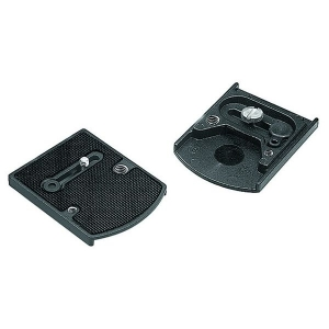 "Быстросъемная площадка RC4 MANFROTTO ACCESSORY PLATE WITH 1/4"" AND 3/8"" SCREWS 410PL"