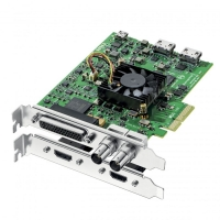 Плата PCIe BLACKMAGIC DESIGN DECKLINK STUDIO 4K