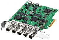 Плата PCIe BLACKMAGIC DESIGN DECKLINK DUO