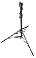 Алюминиевый стенд MANFROTTO BLACK ALUMINIUM SENIOR STAND
