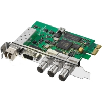 Плата PCIe BLACKMAGIC DESIGN DECKLINK OPTICAL FIBER