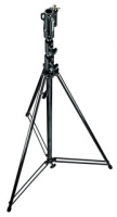 Стальной высокий стенд MANFROTTO BLACK TALL TALL 3-SECTIONS STAND 1 LEVELLING LEG
