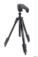 Штатив MANFROTTO MKCOMPACTACN-BK COMPACT ACTION BLACK