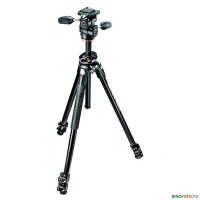Фотокомплект MANFROTTO MK290DUA3-3W DUAL KIT 3 WAY HEAD