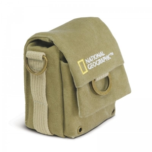 Мини сумка NATIONAL GEOGRAPHIC SMALL CAMERA POUCH NG 1151 Сумка для малых камер Earth Explorer NG 1151