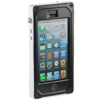 Защитный корпус для iPhone 5/5s белый PELI CE1180 VAULT CASE FOR iPHONE 5 WHITE BLACK