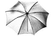 Зонтик LOWEL DP Brella D2-26
