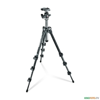 Фотокомплект MANFROTTO MK293C4-A0RC2 293 CF Kit-4s Ball Head QR