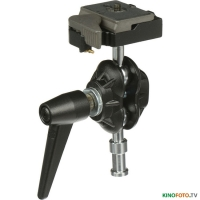 Головка MANFROTTO 155RC TILT-TOP HEAD WITH QUICK PLATE