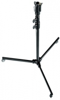 Стойка для света MANFROTTO Black Aluminium 3-Section Studio Stand