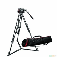 Видеокомплект MANFROTTO 509HD,545GBK PRO GROUND-TWIN KIT 100