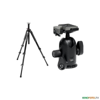 Фотокомплект MANFROTTO 055XPROB,498RC2 TR055XPROB+HD498RC2