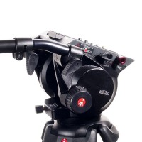 Видео голова MANFROTTO PRO VIDEO HEAD 100 509HD