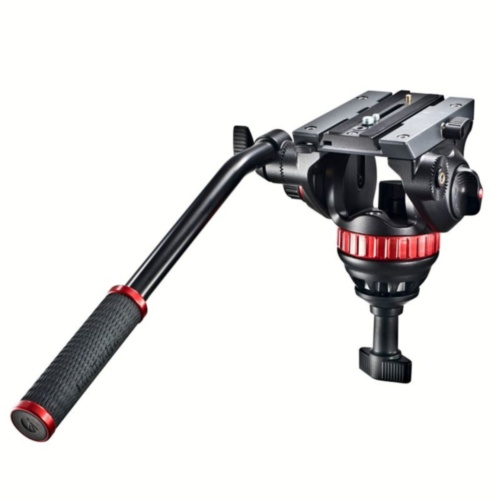 "Видеоголова MANFROTTO MVH502A PRO VIDEO HEAD 75MM Новейшая Видеоголова MANFROTTO MVH502A PRO VIDEO HEAD 75MM, выполненная по технологии ""Bridging Technology"" от MANFROTTO ."