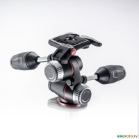 Штативная 3D головка MANFROTTO MHXPRO-3W X-PRO 3-WAY HEAD