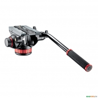 Видео голова MANFROTTO MVH502AH PRO VIDEO HEAD FLAT BASE-MSIZE