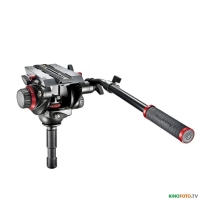 Видео голова MANFROTTO 504HD PRO VIDEO HEAD 75