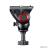 Голова MANFROTTO MVH500A FLUID VIDEO HEAD 60MM HALFBALL - Голова MANFROTTO MVH500A - вид справа