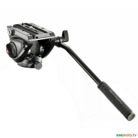 Голова MANFROTTO MVH500AH FLUID VIDEO HEAD WITH FLAT BASE